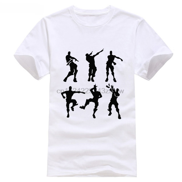 Hot Sell  Fortniter Celebrations T-Shirt Adult Mens Children& Kid& Gaming Dance  discout hot new fashion top free shipping