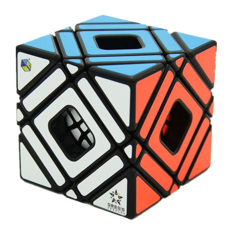 Nouveau Vesion YuXin Cube Multi Vitesse Drôle Cube Puzzle Multi-Skew Magique Professionnel Apprentissage et Éducatifs Cubos magicos Kid jouets