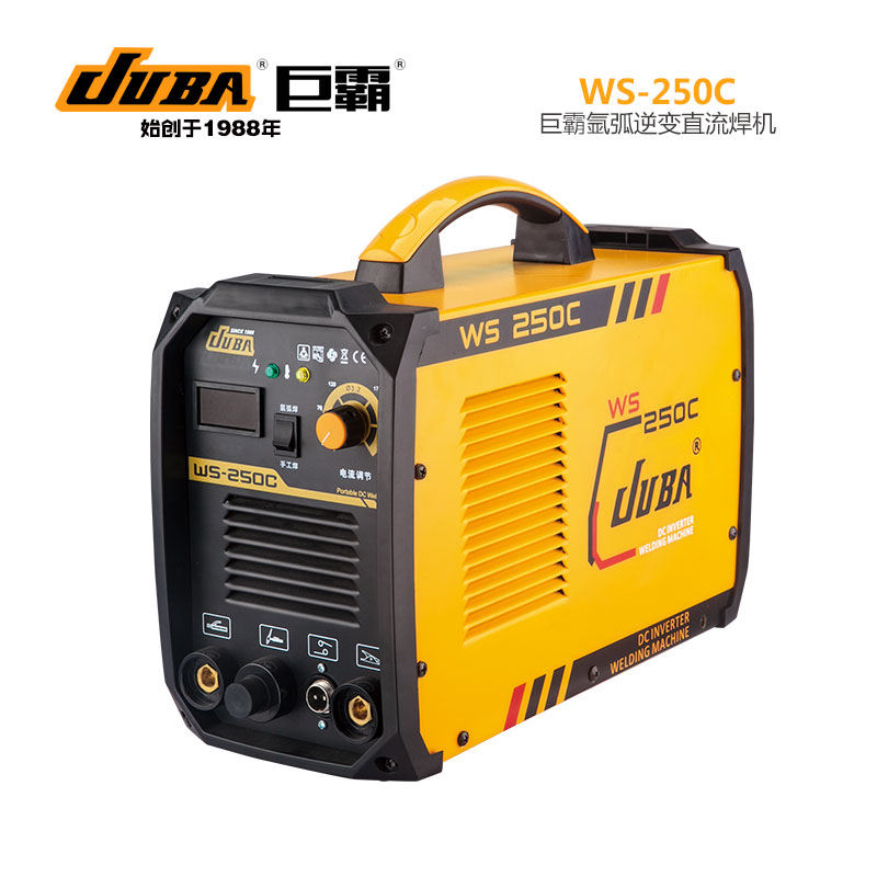 Wholesale Newest Design JUBA WS 250 Inverter Welding Machine TIG MMA Welding Argon TIG Welder
