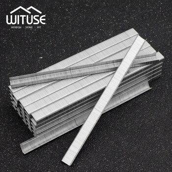 Grapadora plateada para oficina Grapadora de material de papelería, herramientas de encuadernación...