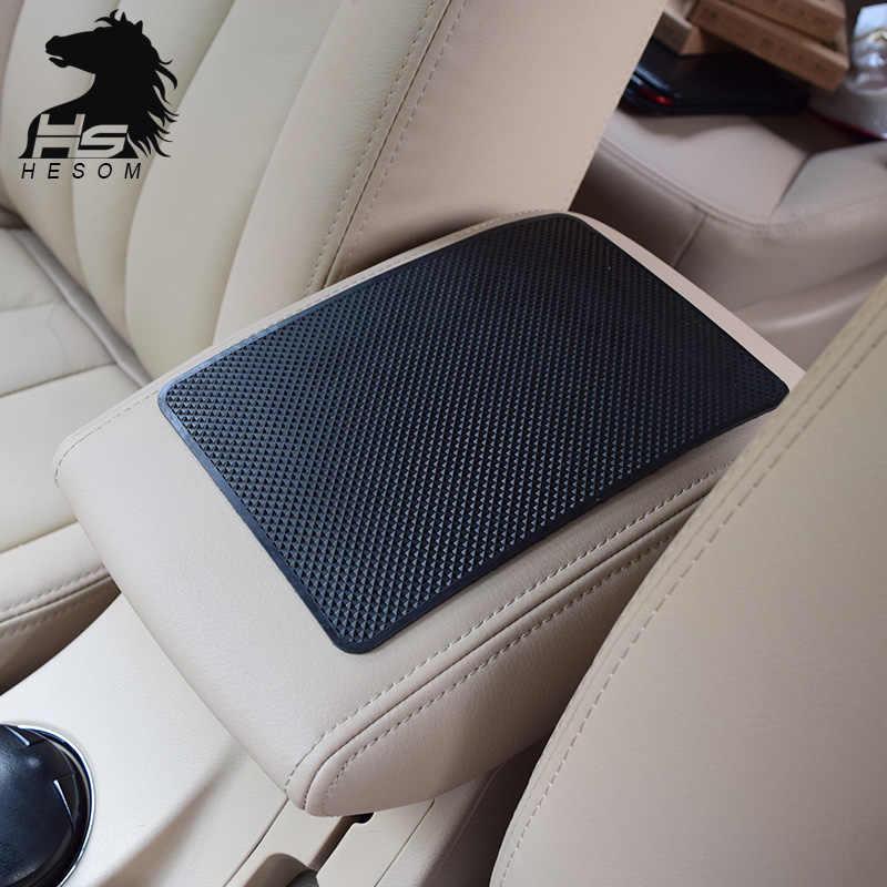 Vreat รถแผงควบคุมโทรศัพท์มือถือ Pad ยาง SLIP MAT Sticky Pad สำหรับ Hyundai MAZDA Toyota อุปกรณ์ตกแต่งภายใน