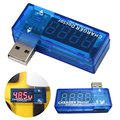 Medidor de voltaje de corriente de carga móvil USB Digital Mini cargador USB Doctor voltímetro amperímetro