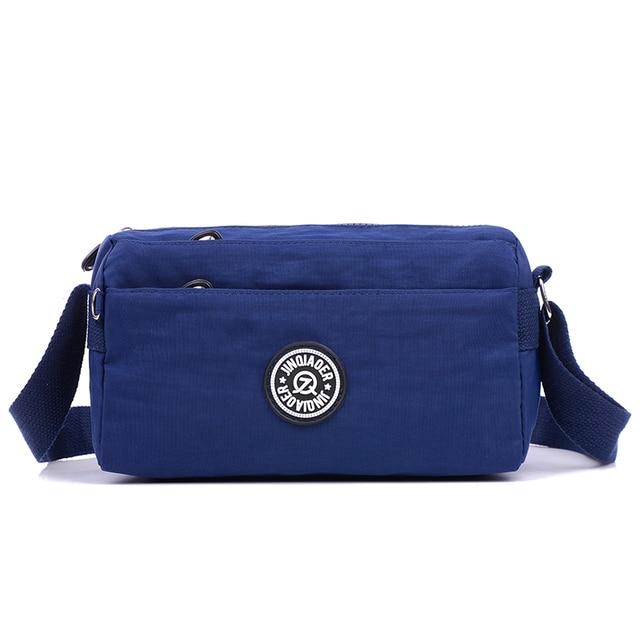 Small Messenger Bags For Women Waterproof Nylon Handbag Female Shoulder Bag Ladies Crossbody Bags Bolsa Sac A Main Femme De