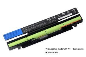 Image 2 - 15V 2950mAh Korea Cell New A41 X550A Laptop Battery for ASUS A41 X550 X450 X550 X550C X550B X550V X450C X550CA X452EA X452C