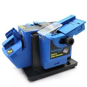 Image 2 - Multifunktionale elektrische messer spitzer schleifen schere spitzer haushalt spitzer dremel power tools