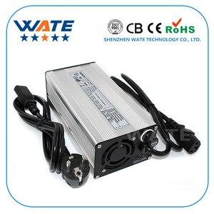 Image 1 - 88.2 V 4A chargeur 77.7 V Li ion batterie chargeur intelligent utilisé pour 21 S 77.7 V Li ion batterie Ebike e bike Auto Stop outils intelligents