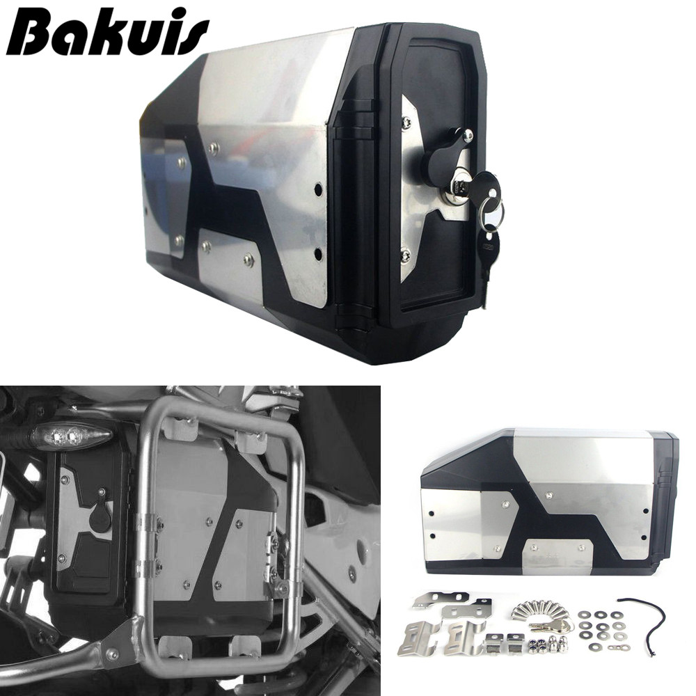New Arrival! Tool Box For BMW r1250gs r1200gs lc & adv Adventure all years 2012 for BMW r 1200 gs Left Side Bracket Aluminum boxNew Arrival! Tool Box For BMW r1250gs r1200gs lc & adv Adventure all years 2012 for BMW r 1200 gs Left Side Bracket Aluminum box