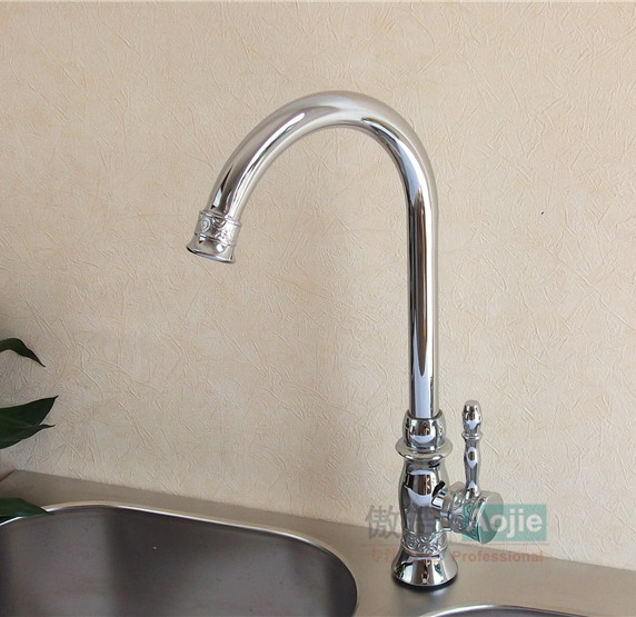 high quality single water kitchen tap faucet