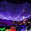 50/100/200 LED Solar Cadena de Hadas Luces de Tira Impermeable 2 Modos Solar Jardín de Navidad Luces de Navidad Al Aire Libre XmasTree Decoración
