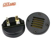 GHXAMP 40 ミリメートル AMT ツイーターポータブルスピーカーユニット 8Ohm 15 30 ワットネオジム電磁ダイヤフラム高音スピーカー 2 個