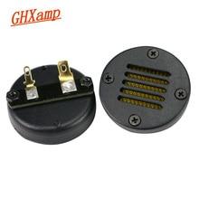 Ghxamp 40mm amt 트위터 휴대용 스피커 유닛 8ohm 15 30 w 네오디뮴 전자기 다이어프램 트레블 라우드 스피커 2 pcs