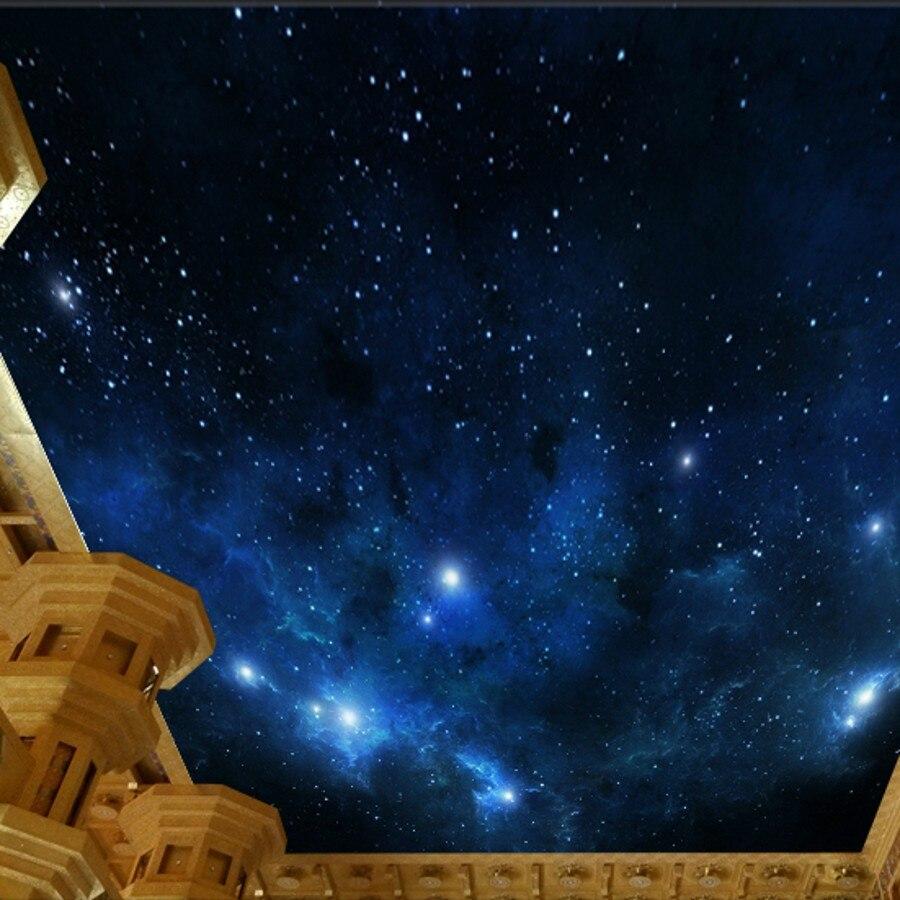 Beibehang Estrela Universo Personalizado Mural Papel De Parede Mural  -> Imagens Do Universo Para Papel De Parede