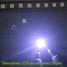 150PCS/Lot FOR Maintenance LG SMD LED 3535 6V Cold  LG 47LP360C CA  LC470DUE  lens LED LCD TV backlight bar