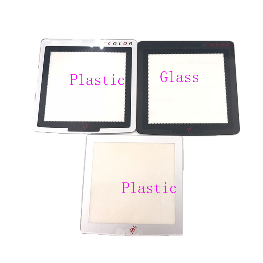 30PCS Plastic & Glass For NeoGeo Pocket Color Silver LCD Protective Screen Lens For NGP Neo Geo Color Lens Protector(China)