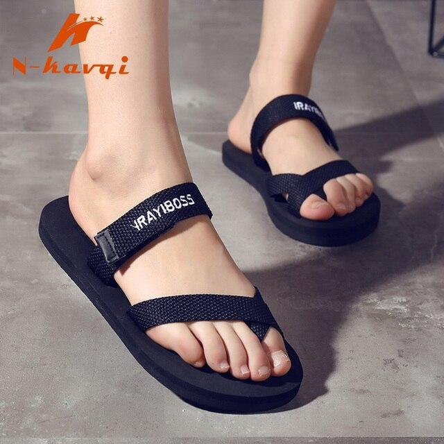 Mulheres Verão Chinelos Mulheres Flip Flops Sapatos Sandálias Unissex Chinelo indoor & outdoor Homens Moda Praia Chinelos Sapatos Tamanho 35 -44