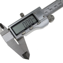 Digital Vernier Caliper Guage Micrometer 150mm 6 inch LCD Electronic Stainless S