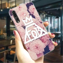 Fall Out Boy Hard Case for Huawei P Smart 2019 Protective Phone Cover P9 Lite 2016 P10 P20 Pro Back Skin