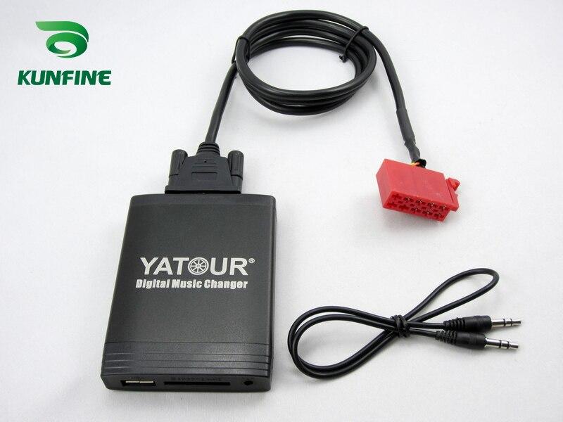 BTA Bluetooth Adapter Music CD Changer AUX Mp3 Connector for Porsche 1980-2002
