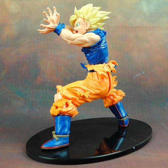 Dragon Ball Z Son Goku Super Saiyan Figura de Acción