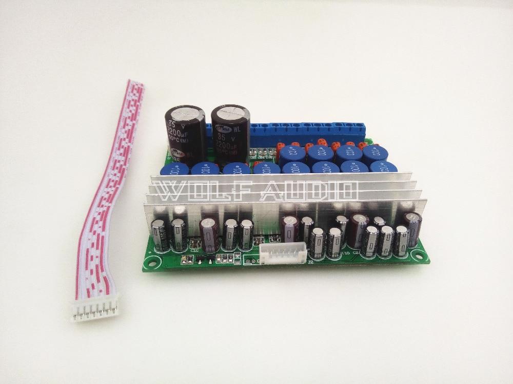 все цены на 5.1 TPA3116 Digital Power Amplifier Board 6 Channel Amp Board 50W*4 + 100W*2 New онлайн