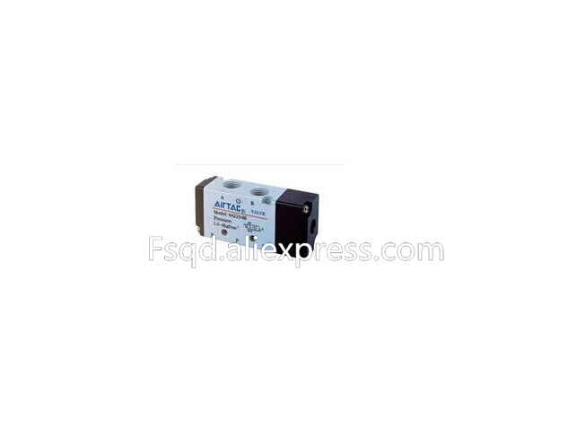 все цены на 4A420-15  DC24V pneumatic tools Quality pneumatic components AIRTAC  solenoid valve  valves air valve онлайн