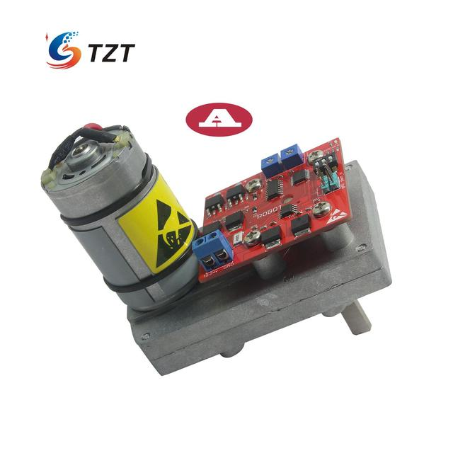 High Torque Servo DC12V 24V 180kg/220kg/260kg/300kg/380kg.cm Steel Gear for Mechanical Robot Arm