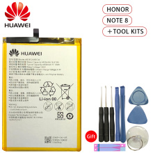 Original huawei HB3872A5ECW Honor Note 8 battery For Huawei Smartphone 4500mAh