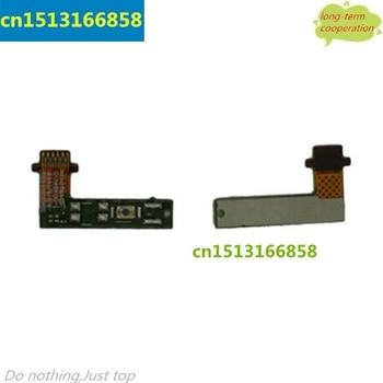10 шт./лот Мощность Ключ flex для htc One Mini 2/M8 мини-переключатель Мощность Кнопка Шлейф заменить часть