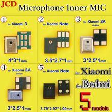 Jcd Внутренний микрофон для xiaomi note 3 2a redmi замена микрофона