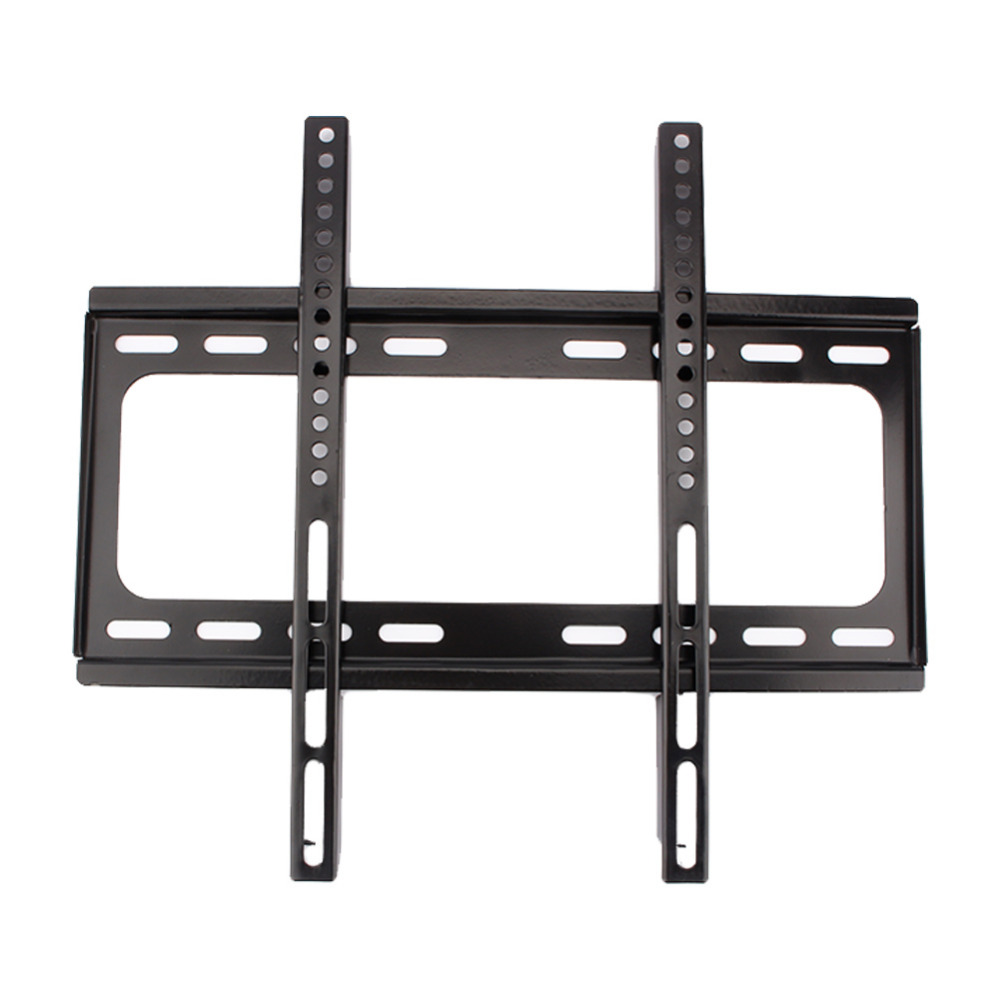 Bathroom Fixtures Flat Slim Tv Wall Mount Bracket 23 28 30 32 40 42 48 50 55 Inch Led Lcd Plasma 100% High Quality Materials Bathroom Shelves