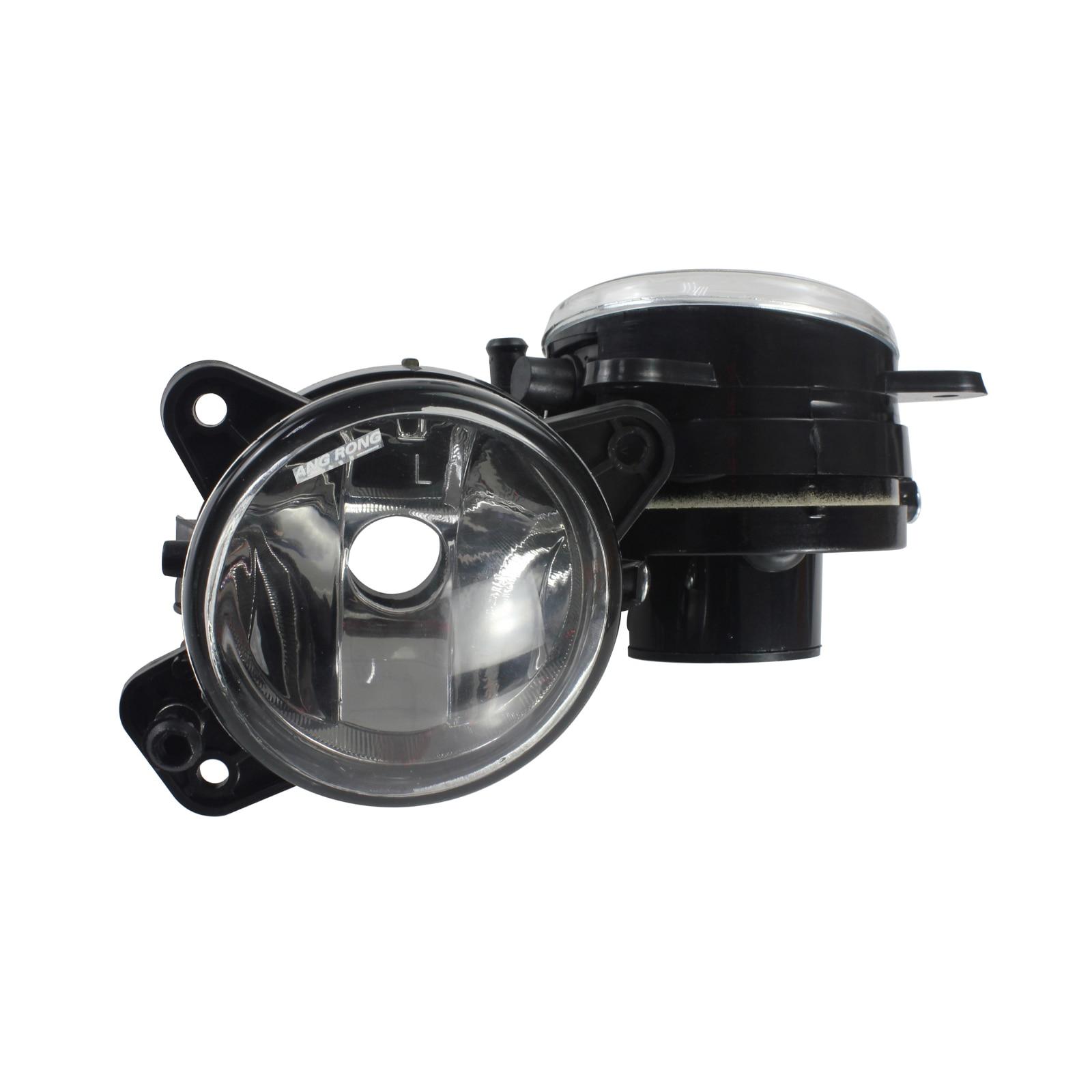 2X Front Fog Light Lamps L /& R No Bulb Fit VW T5 Transporter Caravelle Multivan