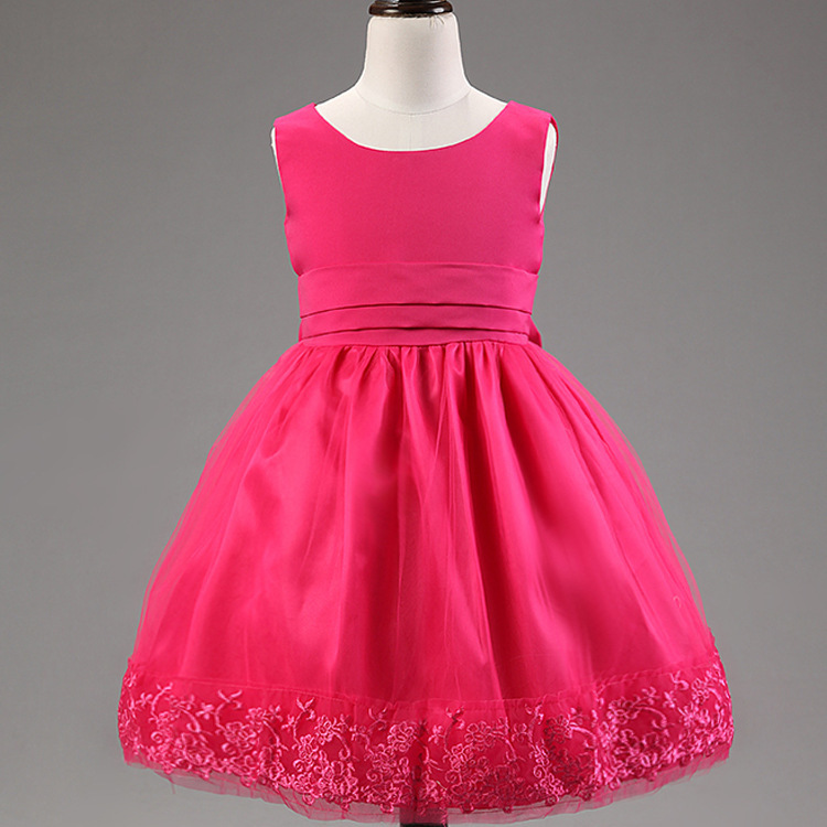 Aliexpress.com : Buy 2 8 Age Baby Girl Dress 2015 Girls Princess ...