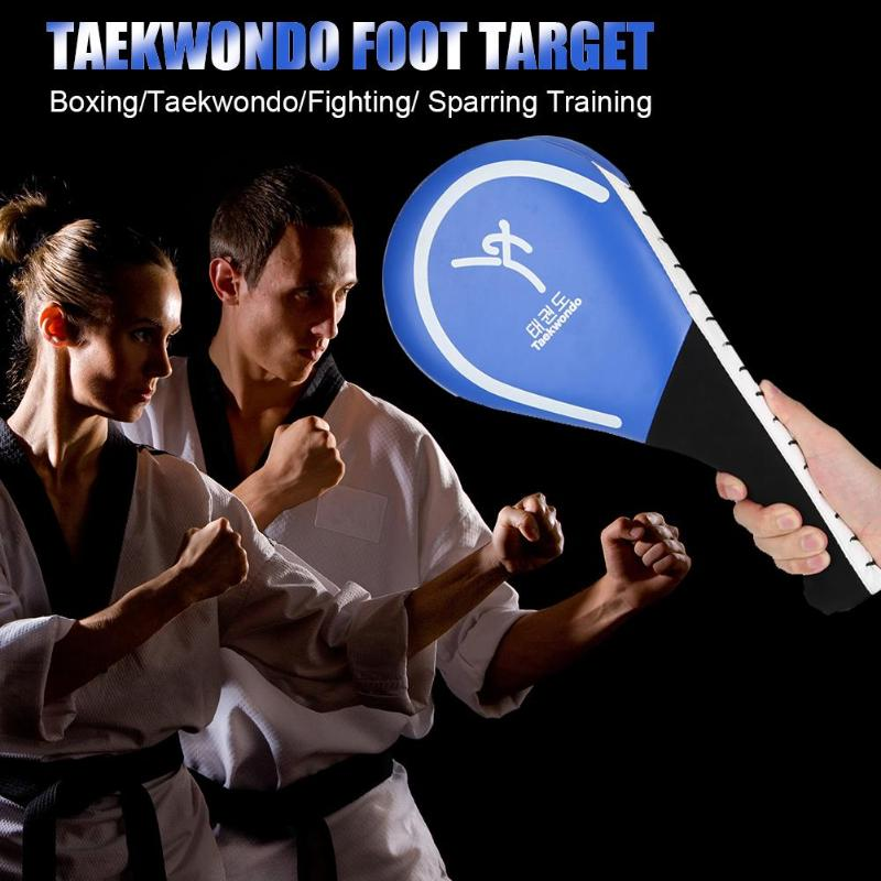 PU Taekwondo Sparring Rebound Sponge Kick Target Sports & Entertainment