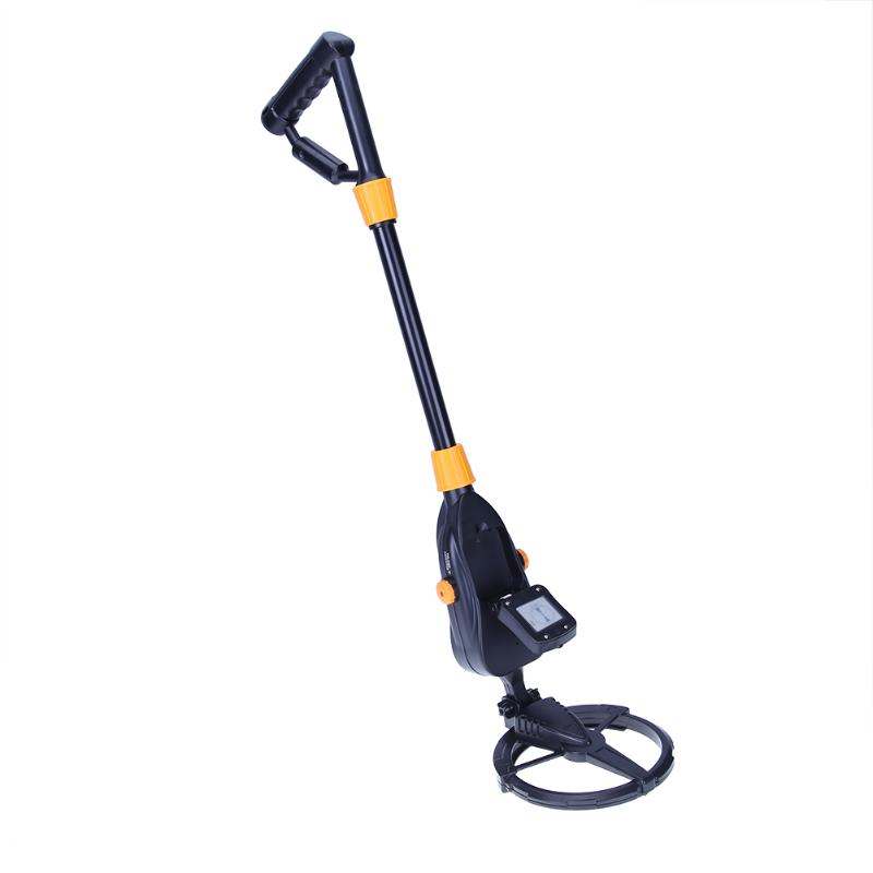 Professional Underground Metal Detector With Waterproof Search Coil Gold Digger Treasure Hunter LCD Detector Seeking Tool