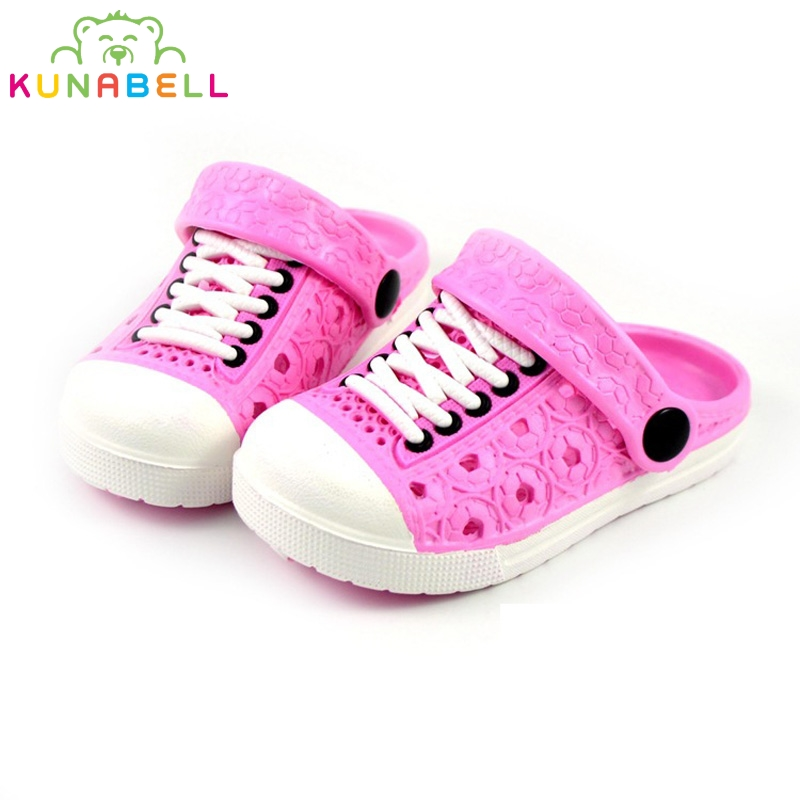 2017 New Cute Baby Beach Slipper Children Sandals EVA Anti slip Girls Toddler Boys Slippers Summer