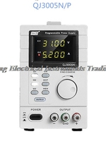 Fast arrival QJ3005N DC LAB POWER SUPPLY Single phase 0 30V/5A 2.0 LCD Screen resolution 10mV 1mA