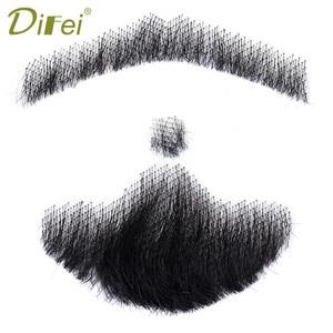 Image 5 - DIFEI barbe fausse moustache hommes