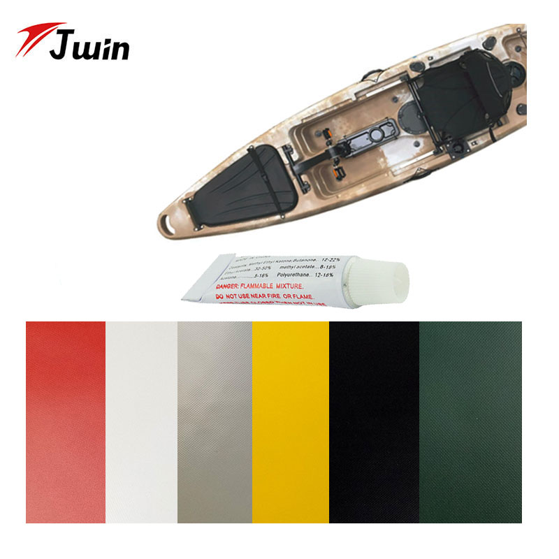 Colorful  Available Inflatable Kayak Boat Dinghy Rib Canoe Special Damaged Leaking Waterproof PVC Repair Patch Kit