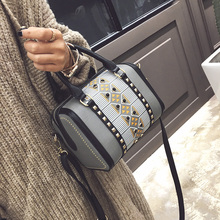 Hot Sale Christmas bucket handbag for BOSS big bag fashion women's handbag fashion handbag trend shoulder bag messenger bag