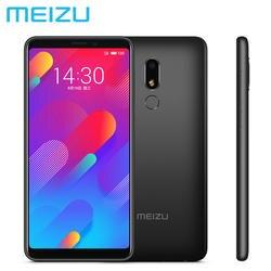 """Оригинал новый MEIZU M8 Lite 4G LTE Мобильного Телефона 3200 mAh 3 GB Оперативная память 32 ГБ Встроенная память MT6739 4 ядра 5,7 """"1440x720 p 13MP Android8.0 Dual SIM"""
