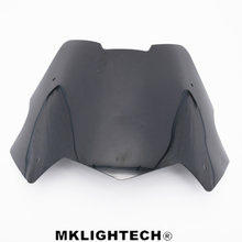 MKLIGHTECH motorcycle Windscreen Acrylic Windshield Deflectors For Yamaha TMAX 530 T MAX 2017-2018