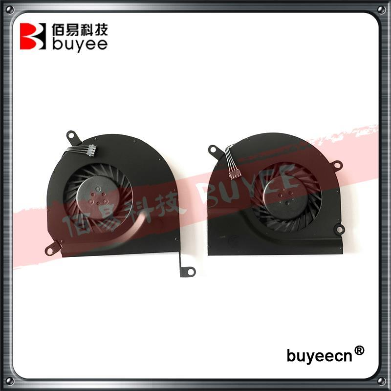 Original New A1286 CPU Cooling FAN 2008 2009 2010 2011 Year For Macbook Pro 15 Cooler 922-8703 661-4951 661-4952 Replacement personal computer graphics cards fan cooler replacements fit for pc graphics cards cooling fan 12v 0 1a graphic fan