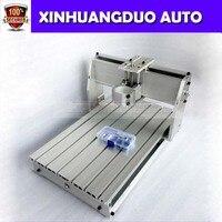 3040 ЧПУ фрезерный станок механический комплект ЧПУ Алюминиевый сплав рамка шариковый винт для DIY пользователя