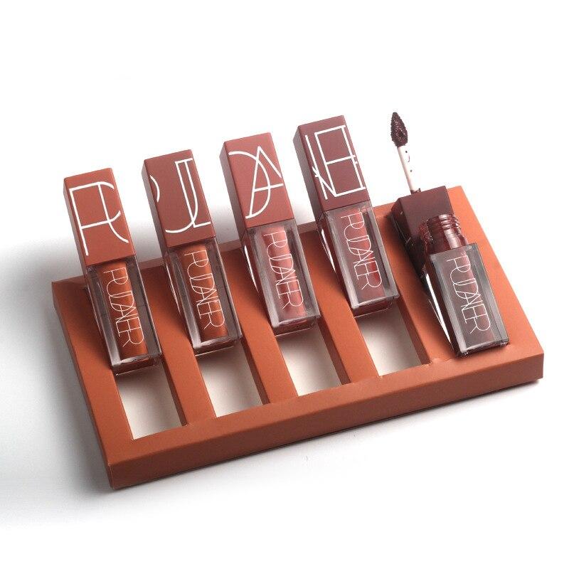 Free ship Makeup Moisturizer lip tint Nutritious kyliejenner lipstick lipstick matte conjunto lip tint set 2