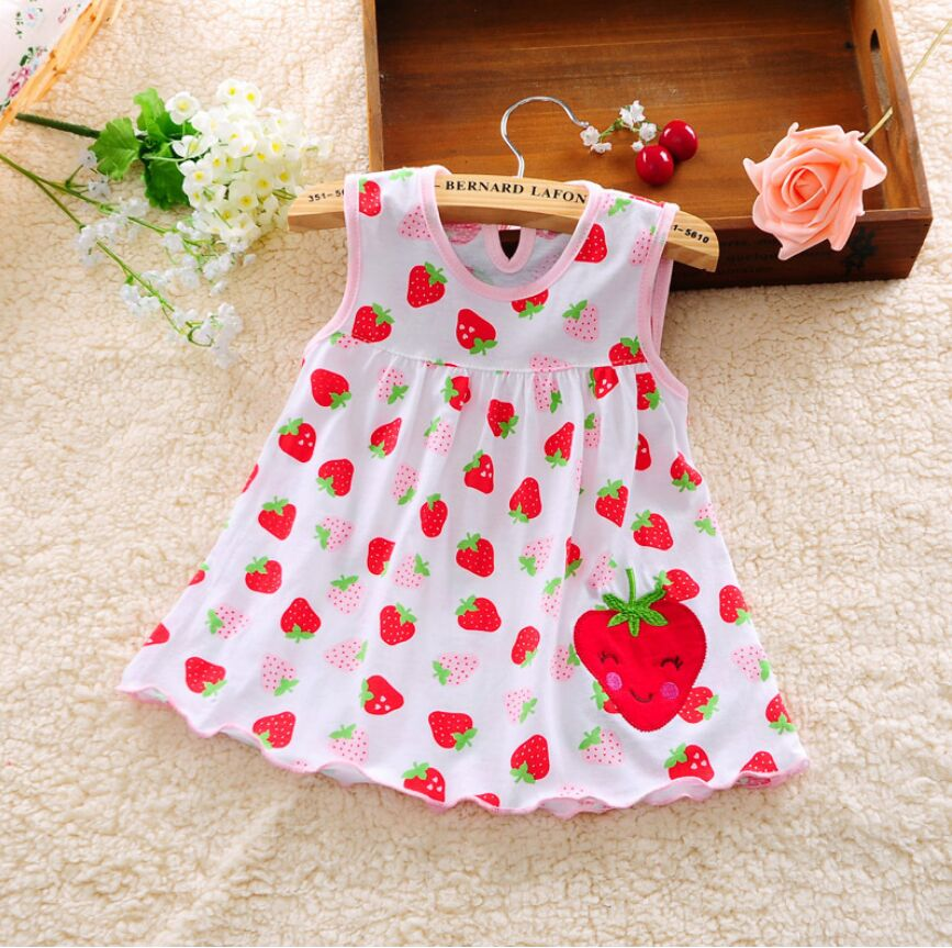 00cf14b84e7a 2018 Hot Sale New Style Top Quality Baby Dresses Princess 0 1years ...