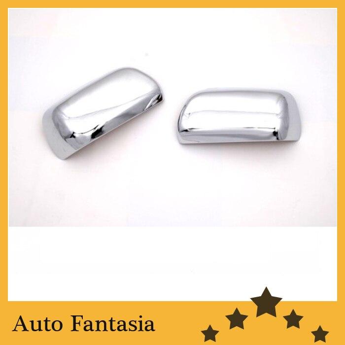 Chrome Side Mirror Cover for Suzuki Grand Vitara 05-12