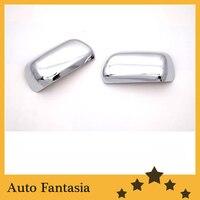 Chrome Side Mirror Cover for Suzuki Grand Vitara 05 12