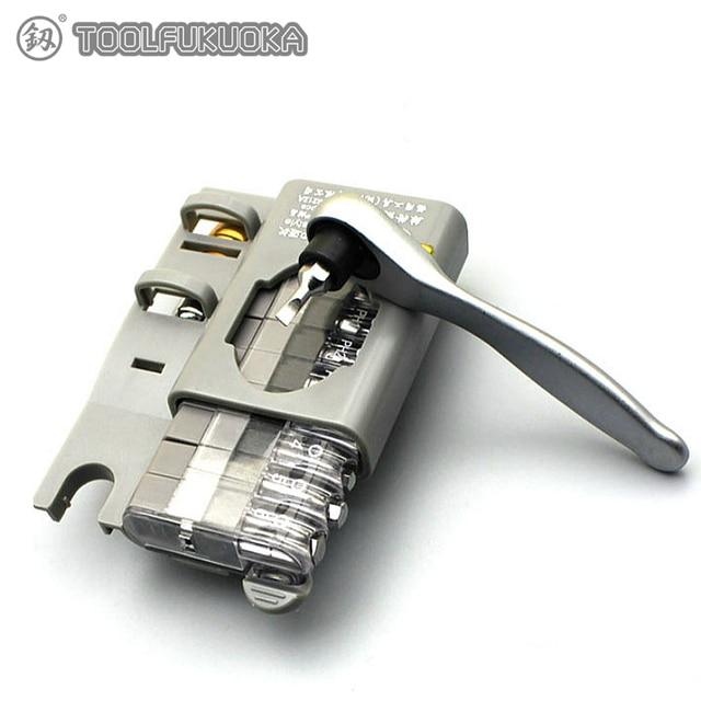Multi Tool 12 In 1 Ratchet Screwdriver Set Ratchet Handle 10Pcs Torx Bit Set for Screwdriver Multitool Phone Repair Hand Tool