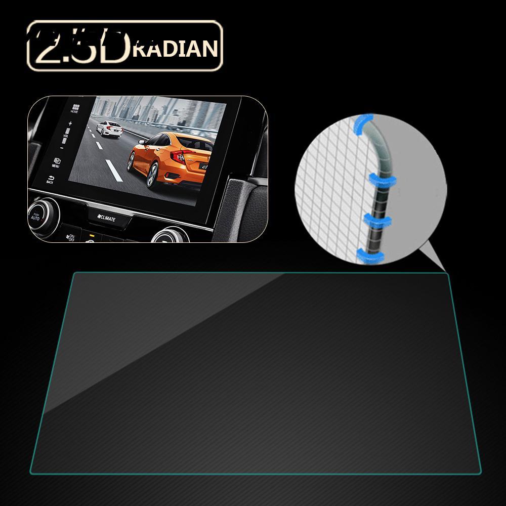 5 inch DVD לרכב מגן סרטי Mp5 מזג זכוכית ברור GPS מסך מגן רכב סטיילינג אביזרי 9 H HD פרימיום