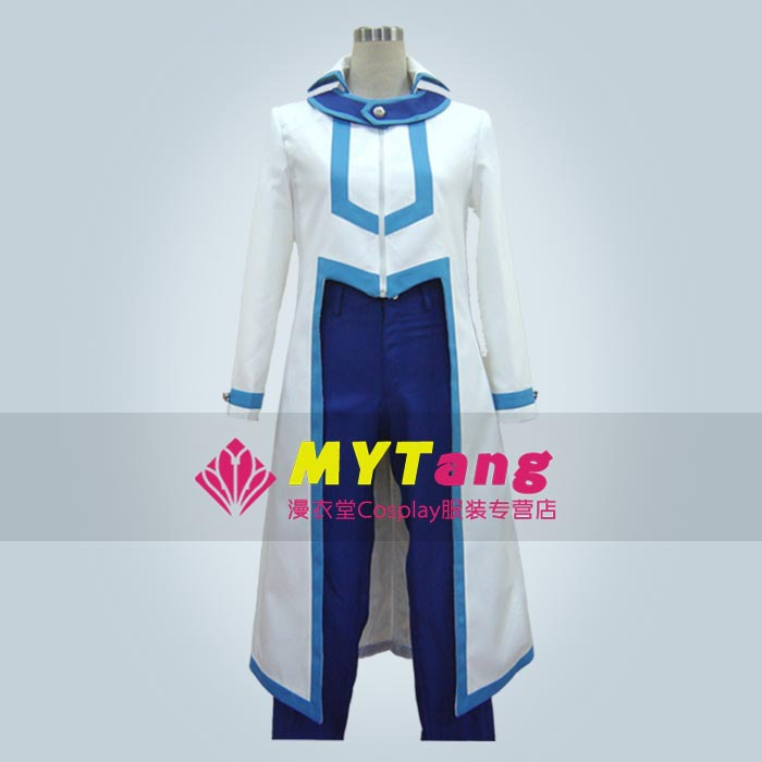 Yu-Gi-Oh GX Zane Truesdale Cosplay Costume M006(China)